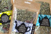 Чай в крафт пакете