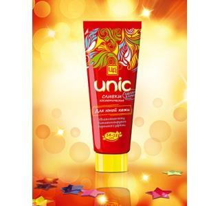 Сливки косметические (увлажнение, питание) Unic 80г