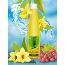 Безсульфатный гель для душа с соком винограда для всех типов кожи, 350 мл. Царство ароматов.