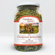 """Чай """"Скифский женьшень"""" тонизирующий 90г ДМ"""