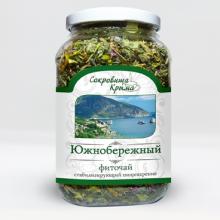 """Чай """"Южнобережный"""" очищающий от шлаков и токсинов 90г. ДМ"""