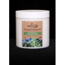 Бальзам-Кондиционер для ухода за волосами с эф.маслом розмарина и фито-биолем для укрепления корней, 450мл. ЭкоСтар