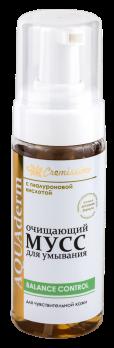 Очищающий Мусс для сухой и нормальной кожи 150мл. КНК