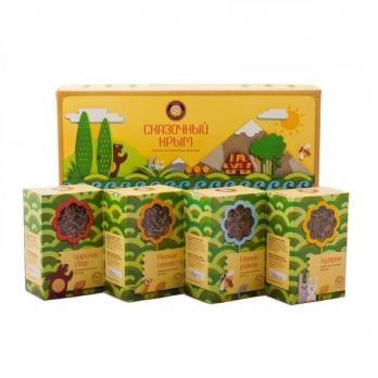 Набор травяного чая «Сказочный Крым»