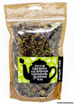 Чай Ассорти с шелковицей 70гр Крым-чай