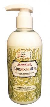 Крем-мыло Питательное с морскими водорослями 300мл. ФЗ