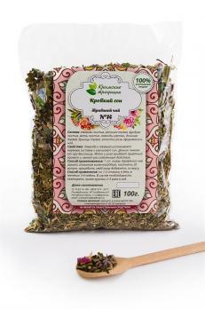 Крепкий сон чай 100г Крымские традиции