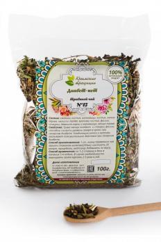Диабет-нет чай 100г Крымские традиции