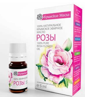 Роза эфирное масло 5 мл