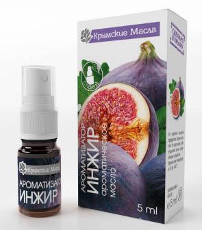 ароматическое масло инжир спрей
