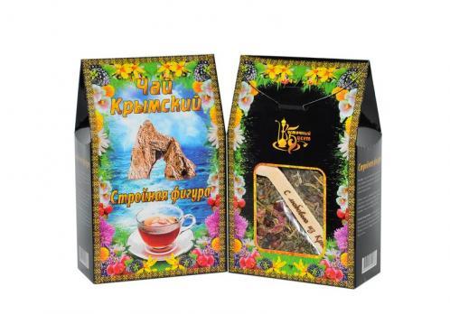Чай Крымский с ложкой