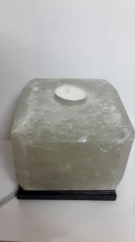 Куб-арома 2кг. Соляная лампа
