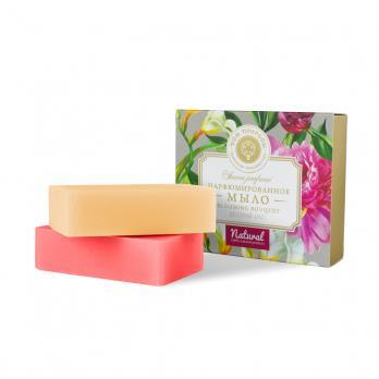 Парфюмированное мыло Blooming bouquet Цветочный букет  200г Дом природы