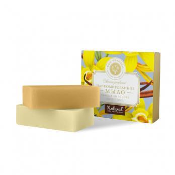 Парфюмированное мыло Vanille en poudre Пудровая ваниль  200г Дом природы