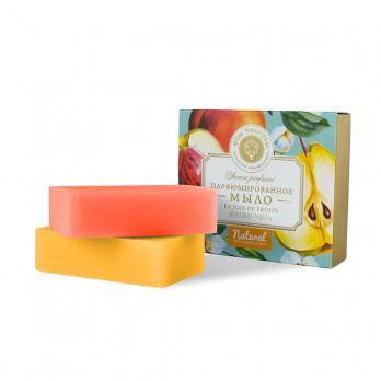 Парфюмированное мыло La joie de Fruits  Фруктовая радость 200г Дом природы