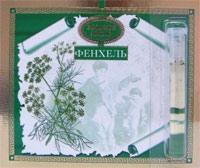 Фенхеля эфирное масло на открытке 1,3мл. ЦА