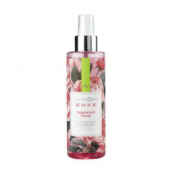 Гидролат розы Деликатное очищение для всех типов кожи 200 г Дом Природы