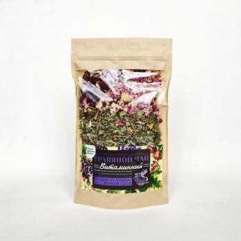 Травяной чай Витаминный  КРЫМСКИЕ ТРАДИЦИИ  40гр