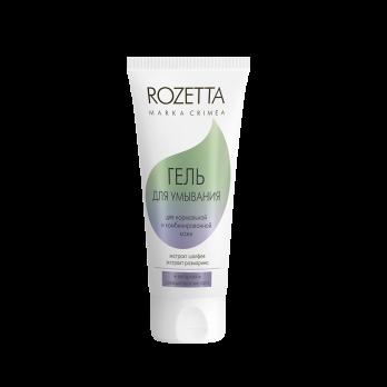 Гель для умывания для нормальной и комбинированной кожи 75 г Rozetta