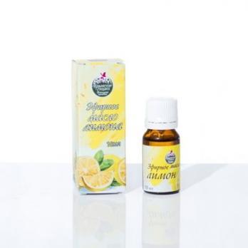 Эфирное масло лимона, 10мл Кр.Сказки