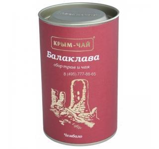 Крым чай «БАЛАКЛАВА» туба 80г.