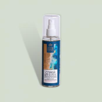 Спрей для волос Термозащита и блеск Seaweed Hair Collection КНК
