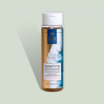 Шампунь восстанавливающий для волос Seaweed Hair Collection КНК