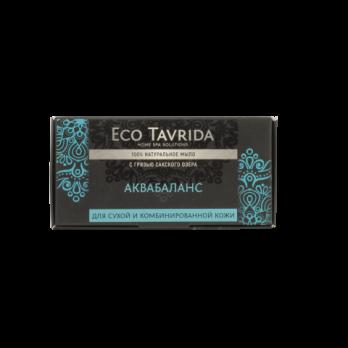 """Натуральное мыло с грязью Сакского озера для сухой и комбинированной кожи """"Аквабаланс"""" Эко Таврида"""