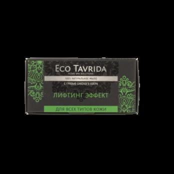 """Натуральное мыло с грязью Сакского озера для всех типов кожи """"Лифтинг Эффект Эко Таврида"""