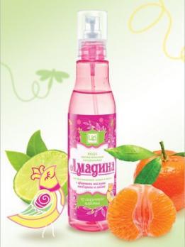 Амадина - ароматическая вода для кожи и волос 200мл ЦА