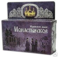 Крымское мыло «Монастырское» 80гр