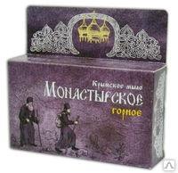 Крымское мыло Монастырское «Горное» 80гр