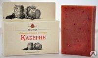Крымское винное мыло«Каберне» 80г.