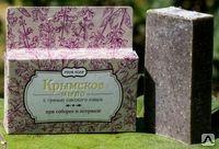 Крымское мыло на основе грязи Сакского озера PSOR SOAP 80г.