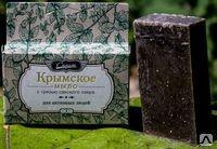 Крымское мыло на основе грязи Сакского озера Спорт 80г.